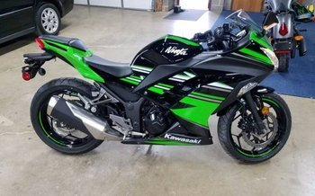 2016 Kawasaki Ninja 300 for sale 200460831