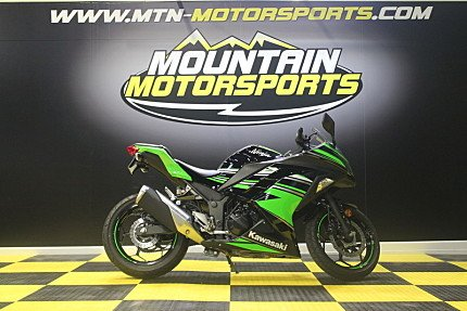 2016 Kawasaki Ninja 300 for sale 200537225