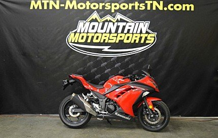 2016 Kawasaki Ninja 300 for sale 200539801