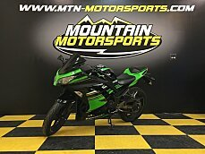 2016 Kawasaki Ninja 300 for sale 200540727