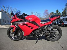 2016 Kawasaki Ninja 300 for sale 200550413