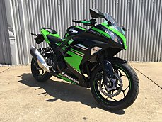 2016 Kawasaki Ninja 300 for sale 200563677
