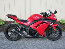 2016 Kawasaki Ninja 300 for sale 200577726