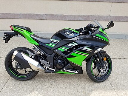 2016 Kawasaki Ninja 300 for sale 200577955
