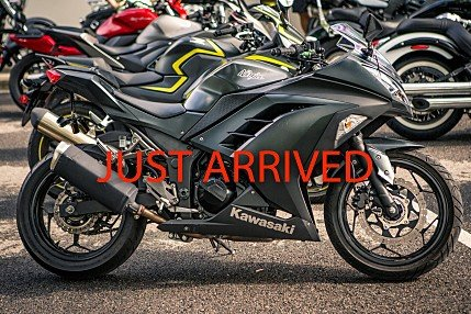 2016 Kawasaki Ninja 300 for sale 200578551