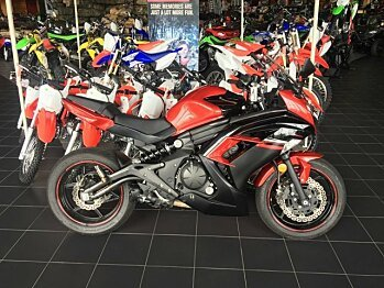 2016 Kawasaki Ninja 650 for sale 200480768