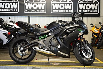 2016 Kawasaki Ninja 650 for sale 200487993