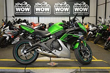 2016 Kawasaki Ninja 650 for sale 200497128