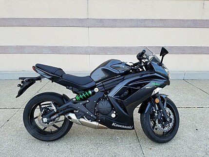 2016 Kawasaki Ninja 650 ABS for sale 200553251