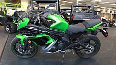 2016 Kawasaki Ninja 650 ABS for sale 200582907