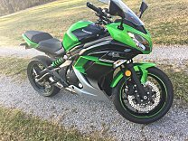 2016 Kawasaki Ninja 650 for sale 200605572