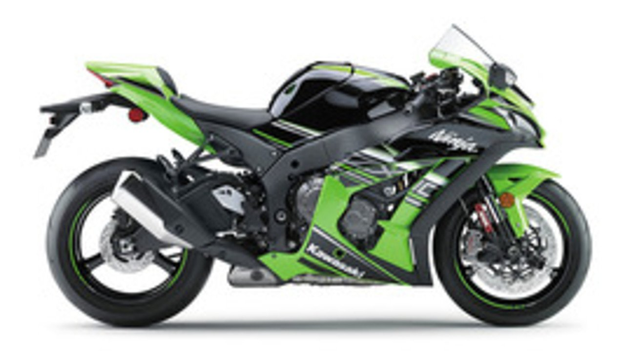 2016 Kawasaki Ninja ZX-10R for sale 200353910