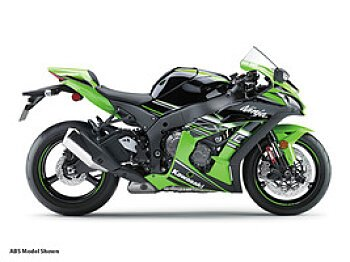 2016 Kawasaki Ninja ZX-10R for sale 200365694