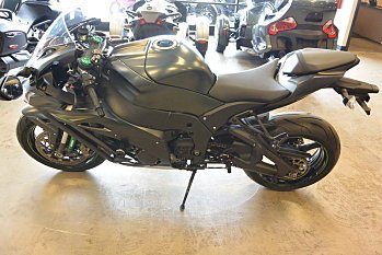 2016 Kawasaki Ninja ZX-10R for sale 200616280