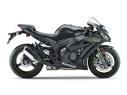 2016 Kawasaki Ninja ZX-10R for sale 200470158