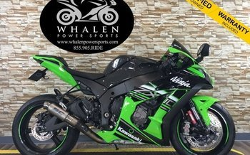 2016 Kawasaki Ninja ZX-10R for sale 200490658