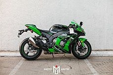 2016 Kawasaki Ninja ZX-10R for sale 200502460