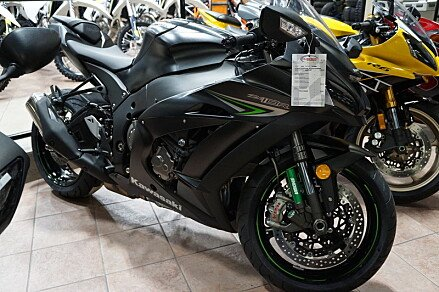 2016 Kawasaki Ninja ZX-10R for sale 200528904