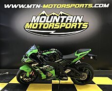2016 Kawasaki Ninja ZX-10R for sale 200540227