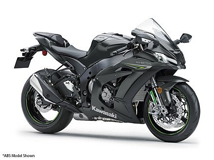 2016 Kawasaki Ninja ZX-10R for sale 200547055