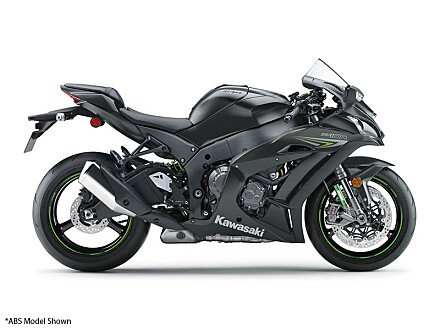 2016 Kawasaki Ninja ZX-10R for sale 200547123