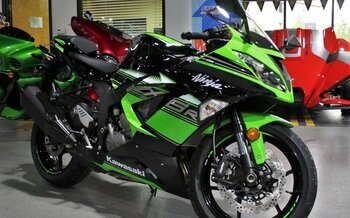 2016 Kawasaki Ninja ZX-6R for sale 200376001
