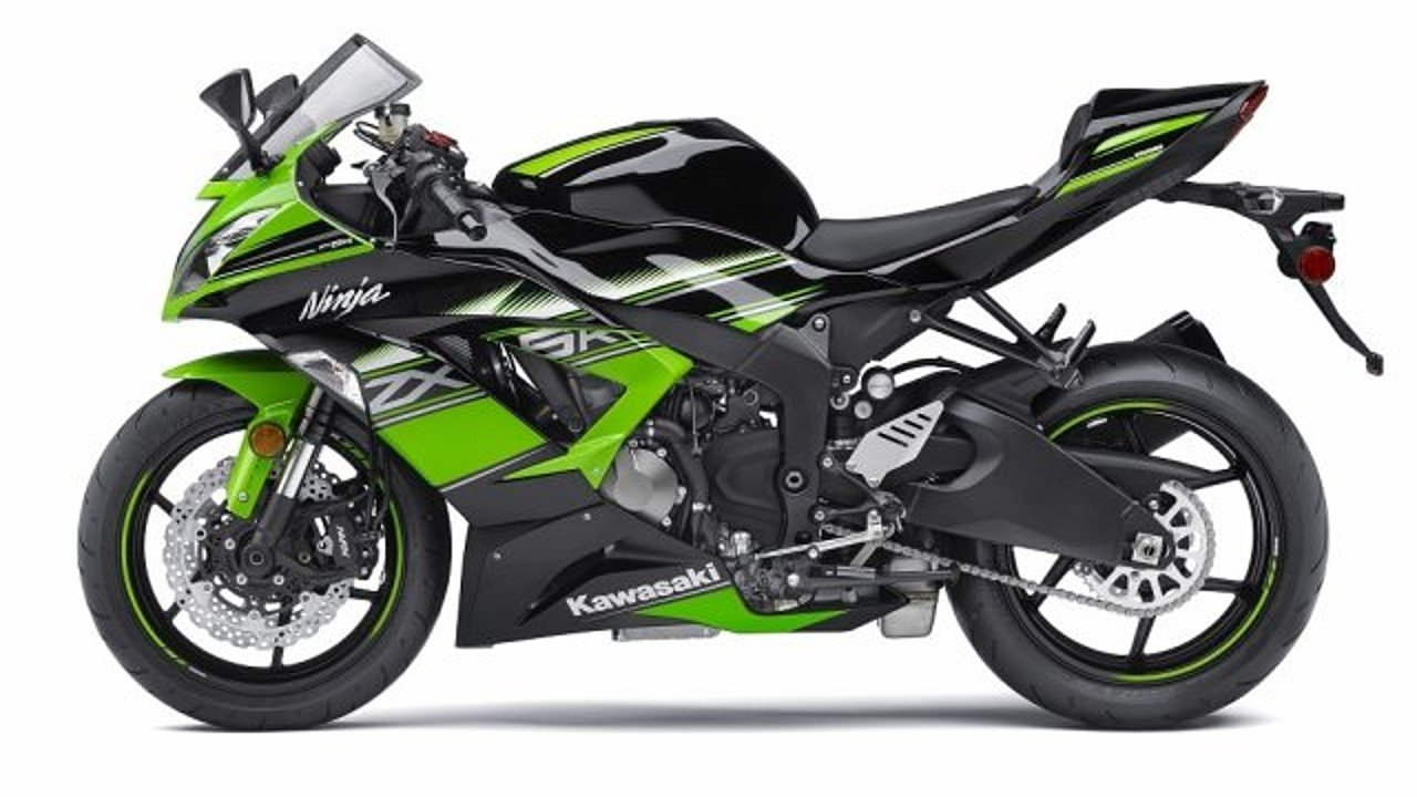 2016 Kawasaki Ninja ZX-6R for sale 200377132