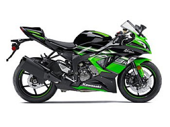 2016 Kawasaki Ninja ZX-6R for sale 200409666