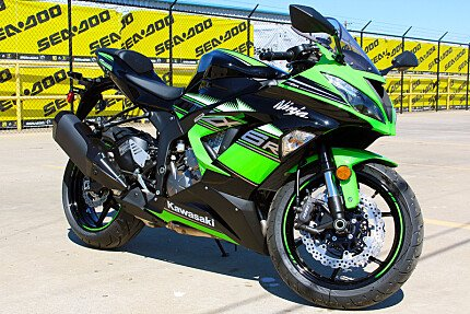 2016 Kawasaki Ninja ZX-6R for sale 200447032