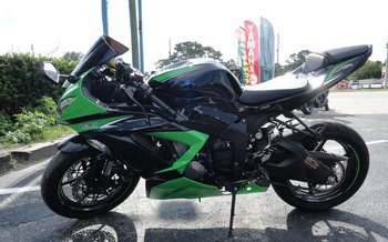 2016 Kawasaki Ninja ZX-6R for sale 200471955