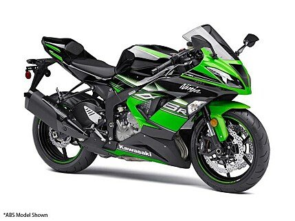 2016 Kawasaki Ninja ZX-6R for sale 200533052