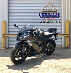 2016 Kawasaki Ninja ZX-6R for sale 200569441