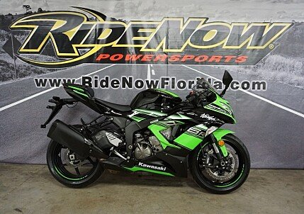 2016 Kawasaki Ninja ZX-6R for sale 200581960