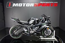 2016 Kawasaki Ninja ZX-6R for sale 200596661