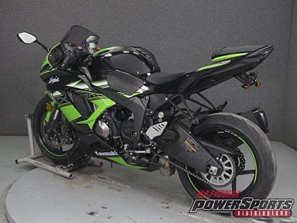 2016 Kawasaki Ninja ZX-6R for sale 200602109