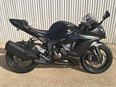2016 Kawasaki Ninja ZX-6R for sale 200604064