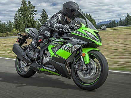 2016 Kawasaki Ninja ZX-6R for sale 200612251
