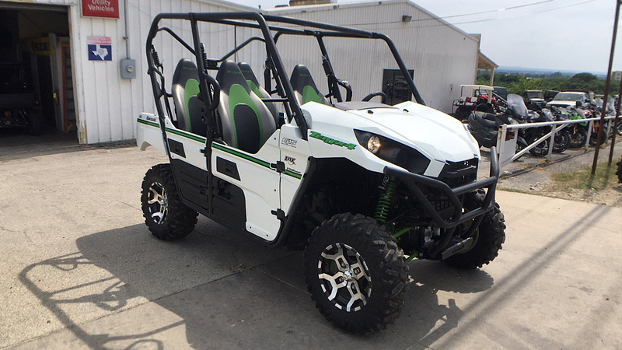 2016 Kawasaki Teryx4 for sale 200461719