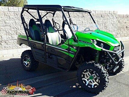 2016 Kawasaki Teryx4 for sale 200514596