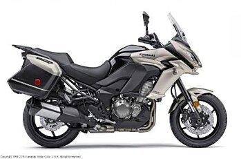 2016 Kawasaki Versys 1000 LT for sale 200346039
