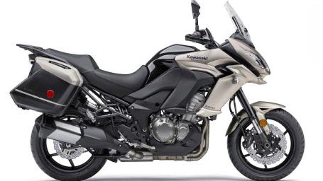 2016 Kawasaki Versys 1000 LT for sale 200350635