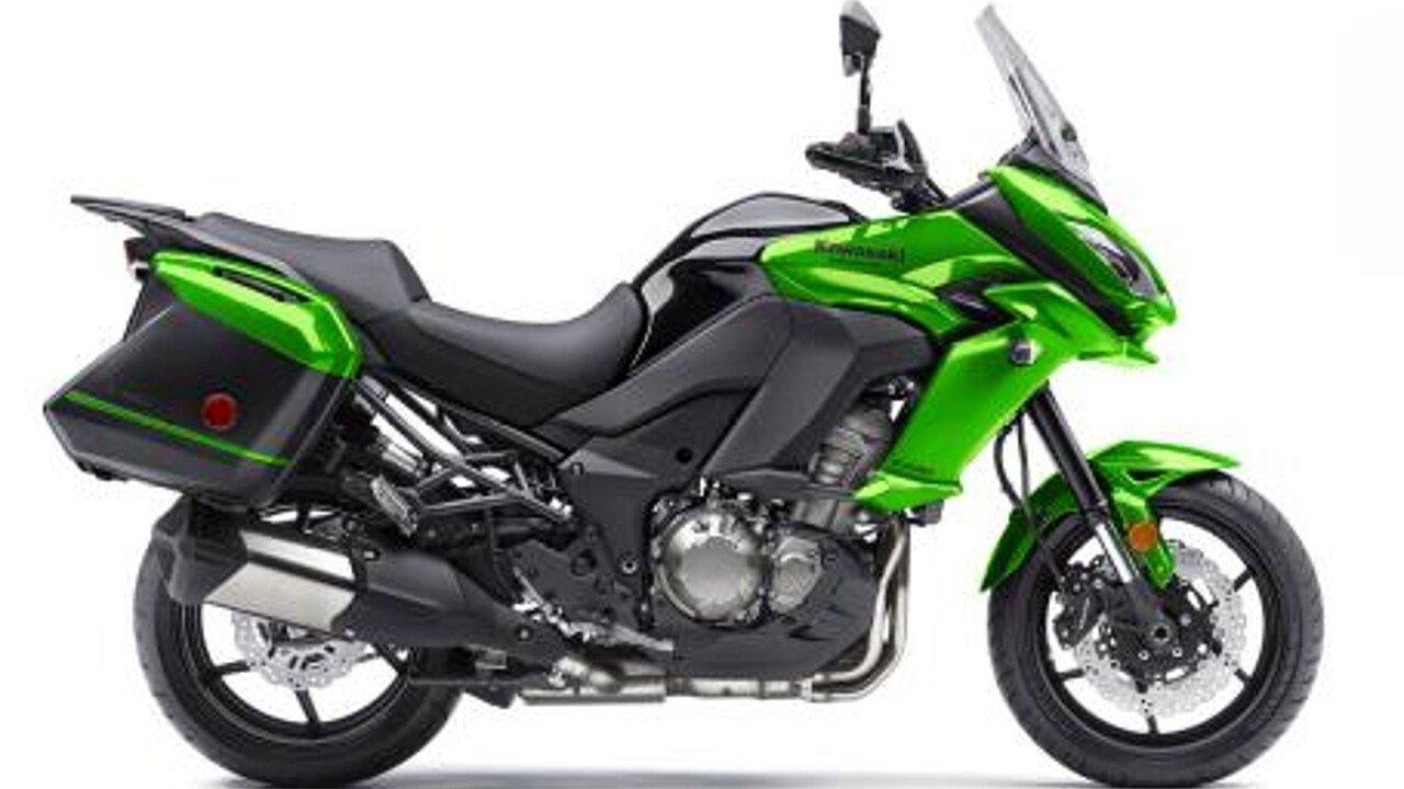 2016 Kawasaki Versys 1000 LT for sale 200584937