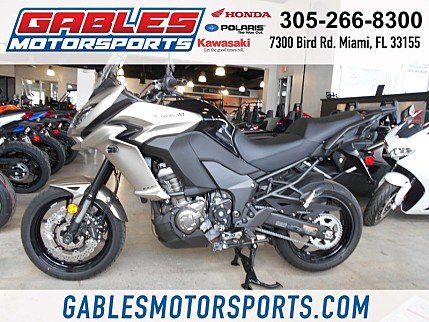 2016 Kawasaki Versys 1000 LT for sale 200346510