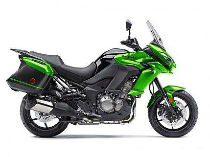 2016 Kawasaki Versys 1000 LT for sale 200379479