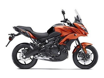 2016 Kawasaki Versys for sale 200445236