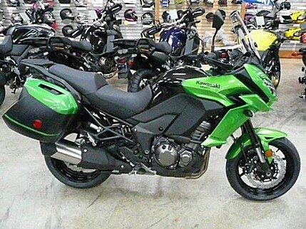 2016 Kawasaki Versys 1000 LT for sale 200448224