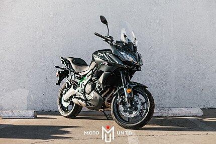 2016 Kawasaki Versys for sale 200502574
