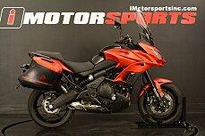 2016 Kawasaki Versys for sale 200508395