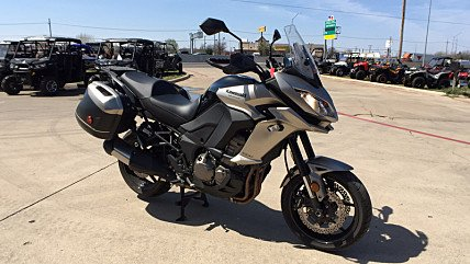 2016 Kawasaki Versys 1000 LT for sale 200546332
