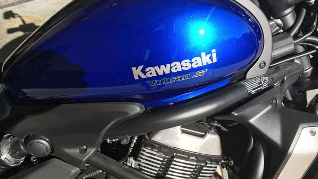 2016 Kawasaki Vulcan 650 S ABS Cafe for sale 200464388